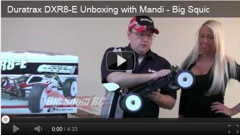 Mandi Unboxing Duratrax DXR8