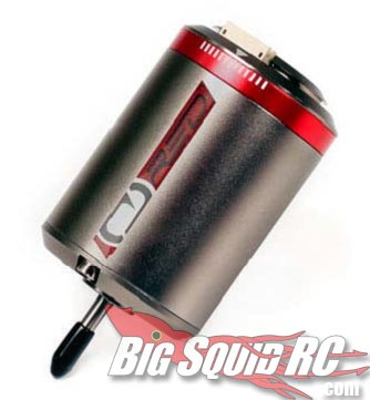 Venom Red Sensored Motor