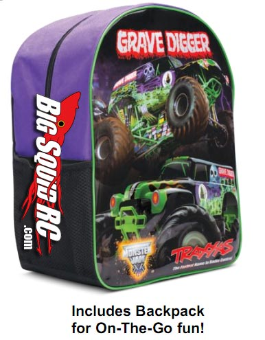grave digger backpack