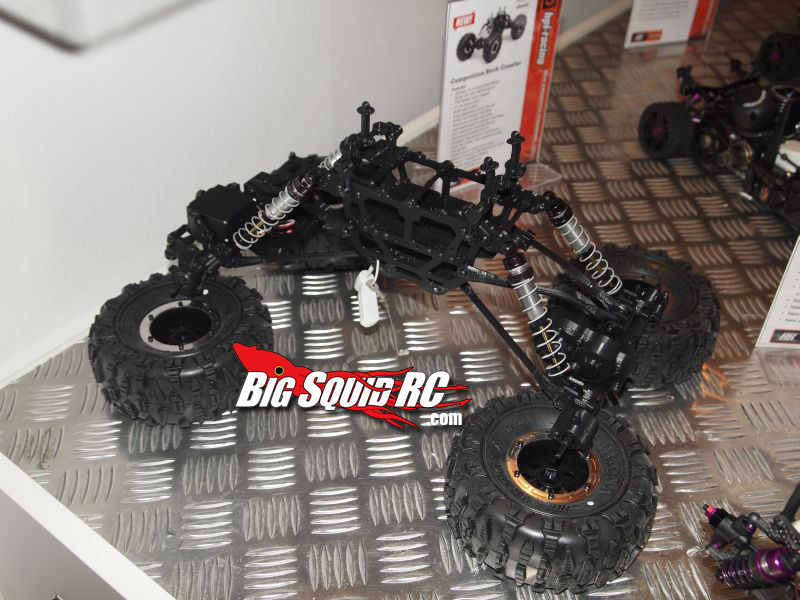 hb competition rock crawler