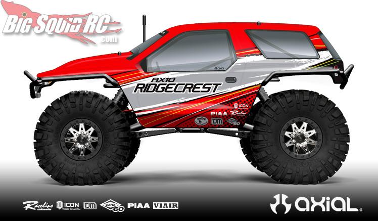 Axial Ridgecrest