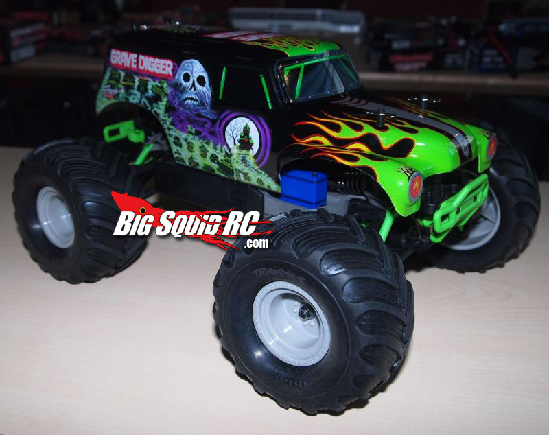 116 Grave Digger