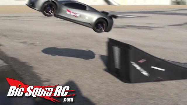 rc monster truck racing