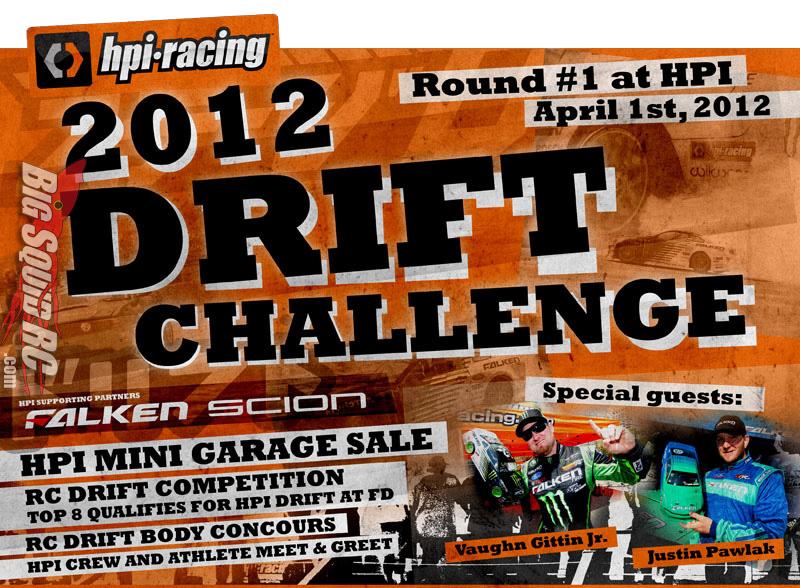 hpi drift challenge