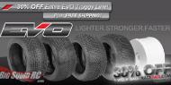 AKA Racing 30percent off Evo Truggy tires