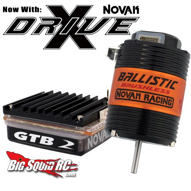 Novak GTB X Drive Ballistic System