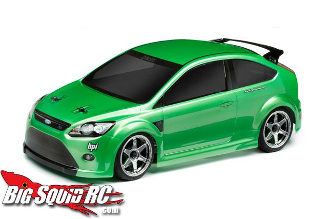 hpi ford focus