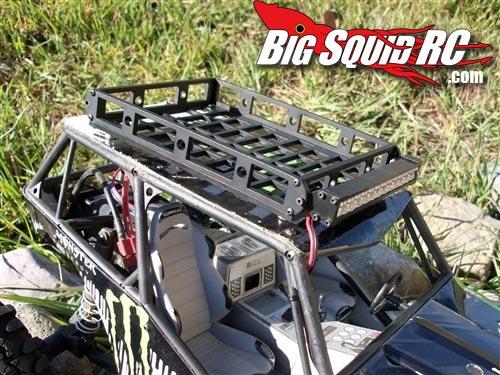gear head rc trail rack
