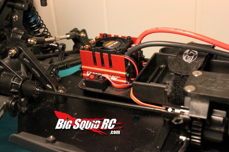 Viper Copperhead R and VX4R 51 Sensorless Brushless Motor