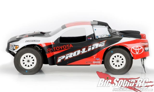 Pro Line Racing Toyota Tundra Short Course Body 171 Big