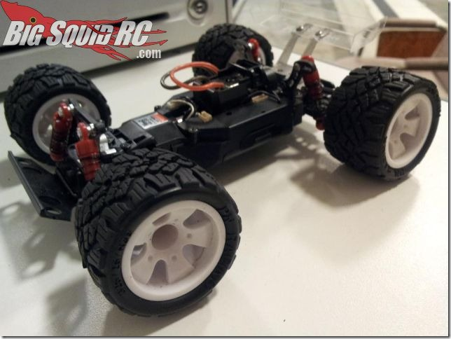 BS-Mini-z monster for buggy