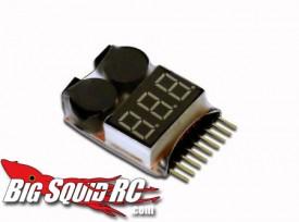 max amps low voltage alarm