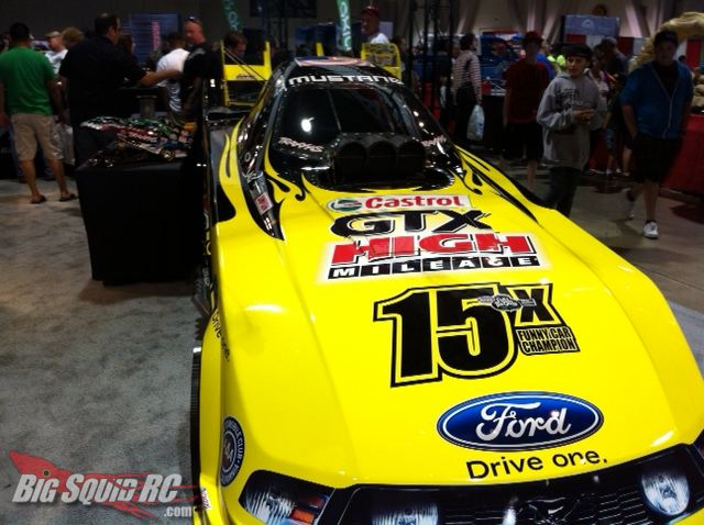 Monster Truck Rc Cars >> RCX 2012 – Traxxas shows off Funny Cars « Big Squid RC – RC Car and Truck News, Reviews, Videos ...