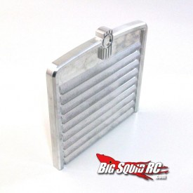 shredder gear head rc grille