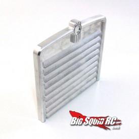 shredder gear head rc grille