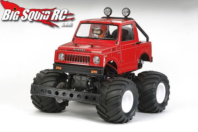 Suzuki Jimny Tamiya