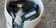 lipo battery bucket