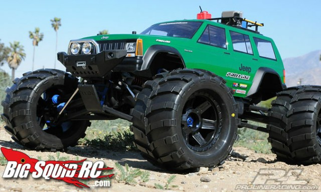 Pro-Line Masher Monster Truck Tires « Big Squid RC – RC Car
