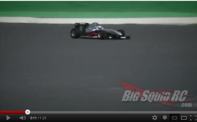 tamiya f104 chassis video