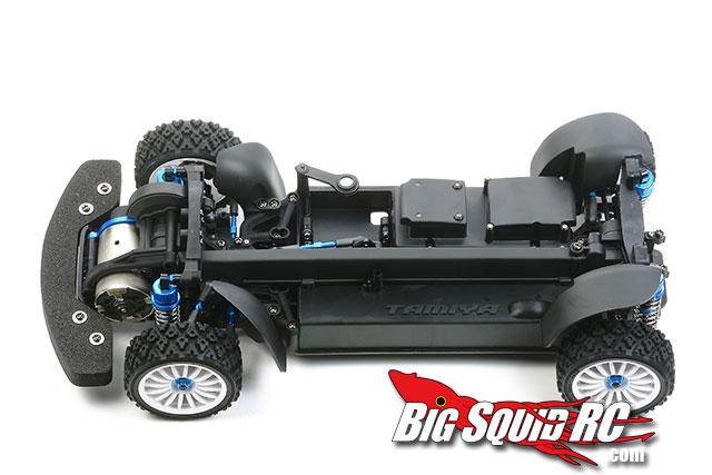 tamiya vx-01 chassis