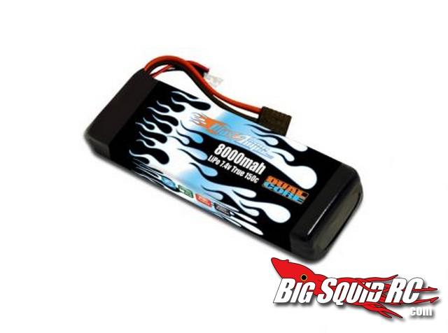 MaxAmps Dual Core 8000 mah