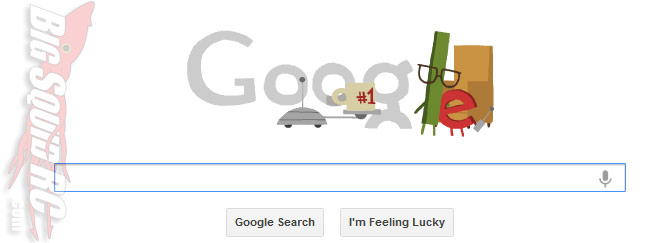 google fathers day doodle