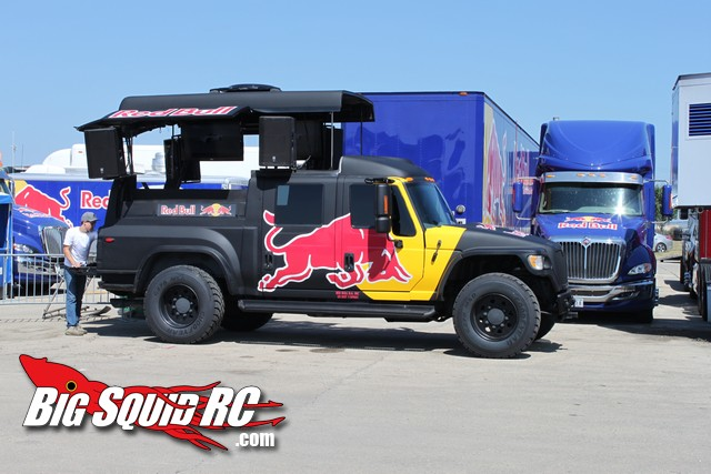 Red Bull at TORC