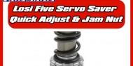 Fast Eddy Servo Saver