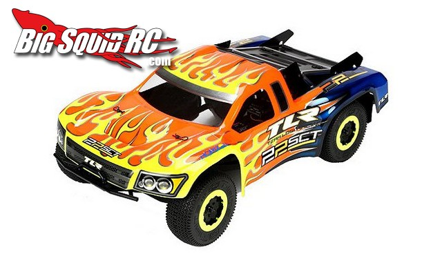 Team Losi Racing 22SCT