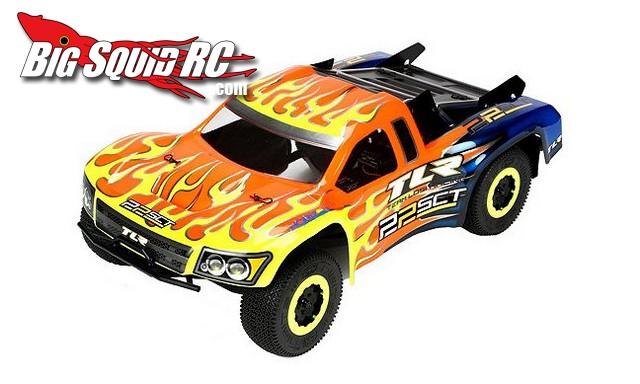 Team Losi Racing 22SCT
