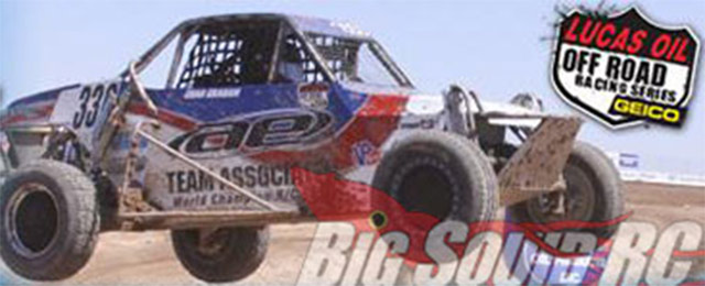 associated short course buggy