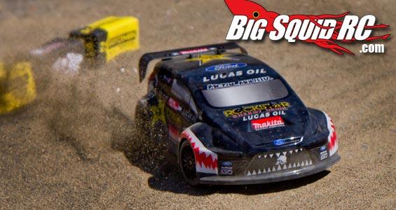 brian deegan rally car