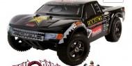 Deegan Raptor Atomik Truck