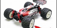 Monster wheels and tires for Kyosho Mini-Z Buggy