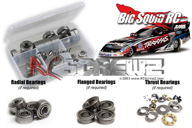 Bearing Kit for Funny Car