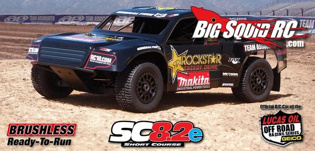 Rockstar Makita SC8.2e RTR