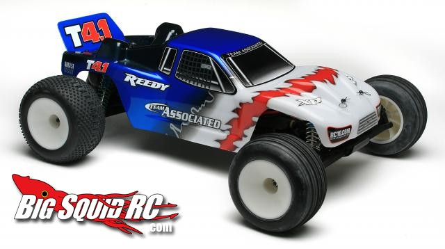 Associated RC10T4.1 Brushless RTR NiMH Combo