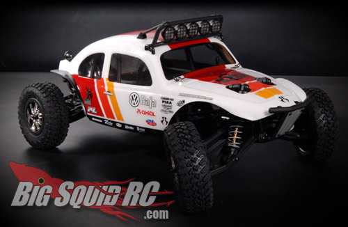 Axial Exo Vw Baja Bug Build 171 Big Squid Rc Rc Car And