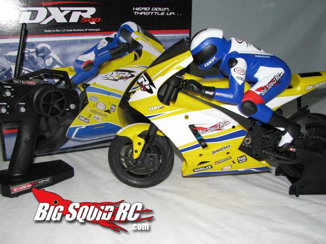 Duratrax Motorcycle