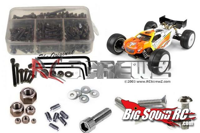 RCScrewz Stainless Screw Kit for Durango
