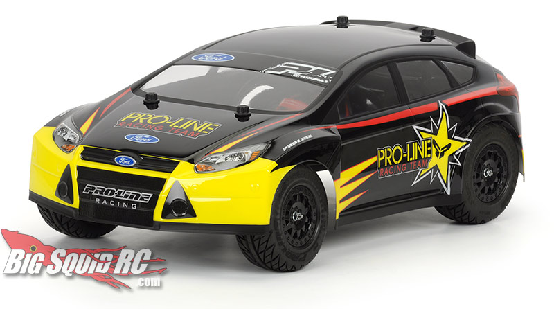 pro-line ford focus