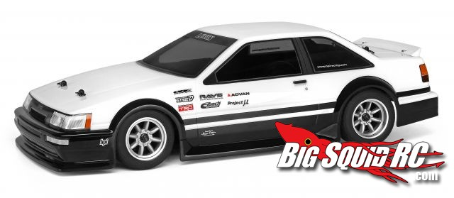 Hpi Toyota Corolla Levin Coupe Ae86 190mm Body 171 Big Squid