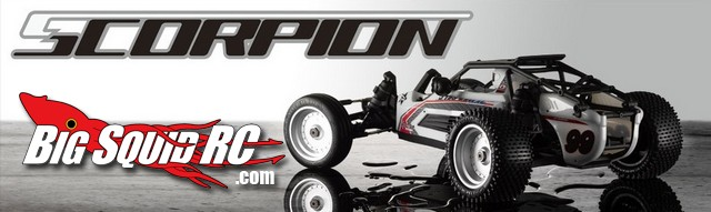 New Kyosho Scorpion