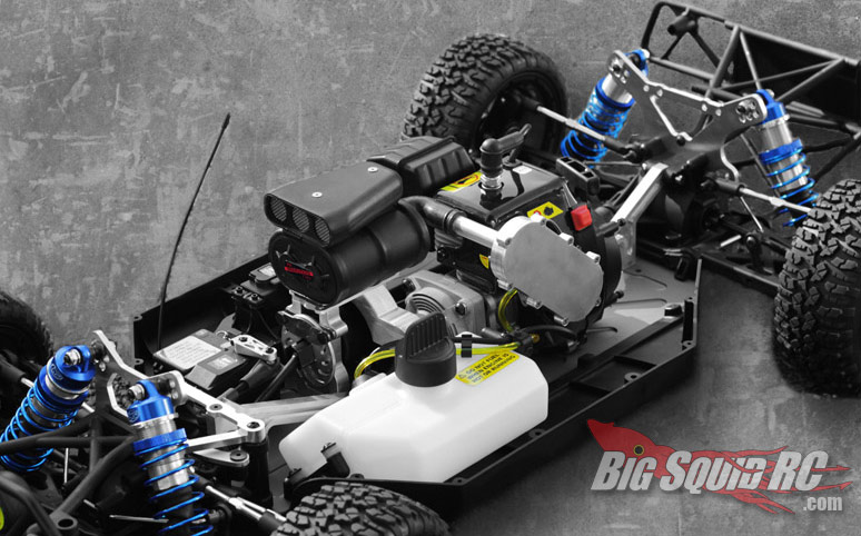 rb innovations losi 5ive