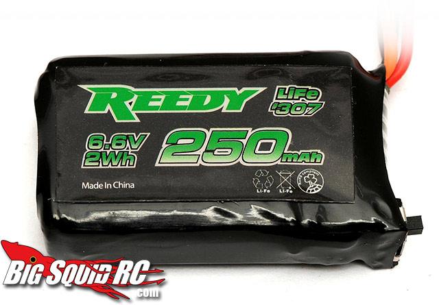 reedy receiver lipo