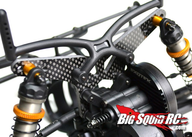 Exotek Racing Durango 210 Series Shock Tower