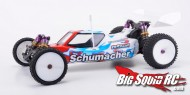 Schumacher Cab Forward Body for Cougar SV2