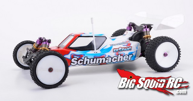 Schumacher Cab Forward Body for Cougar SV2