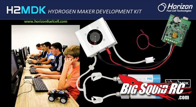 Horizon Fuel Cell Technology RC Car