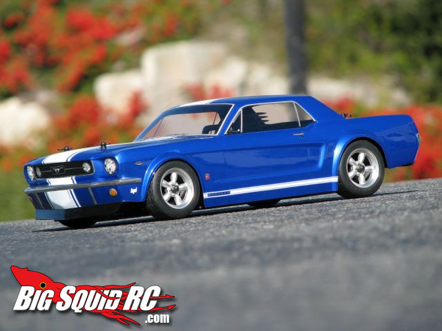 Hpi Racing 66 Ford Mustang 200mm Body 171 Big Squid Rc Rc